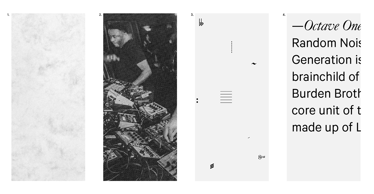 techno music dj vinyl ep Album edm Octave One festival neon