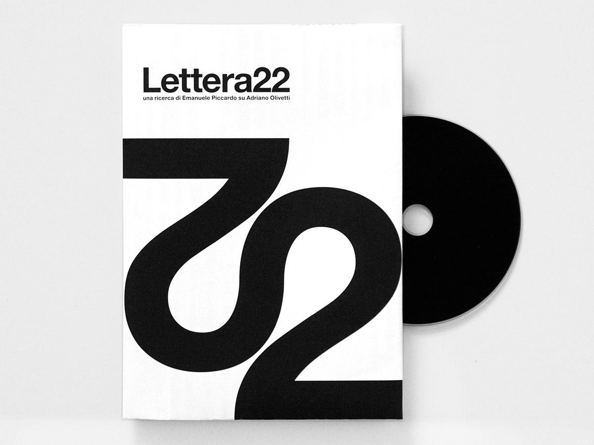 Lettera 22 On Behance