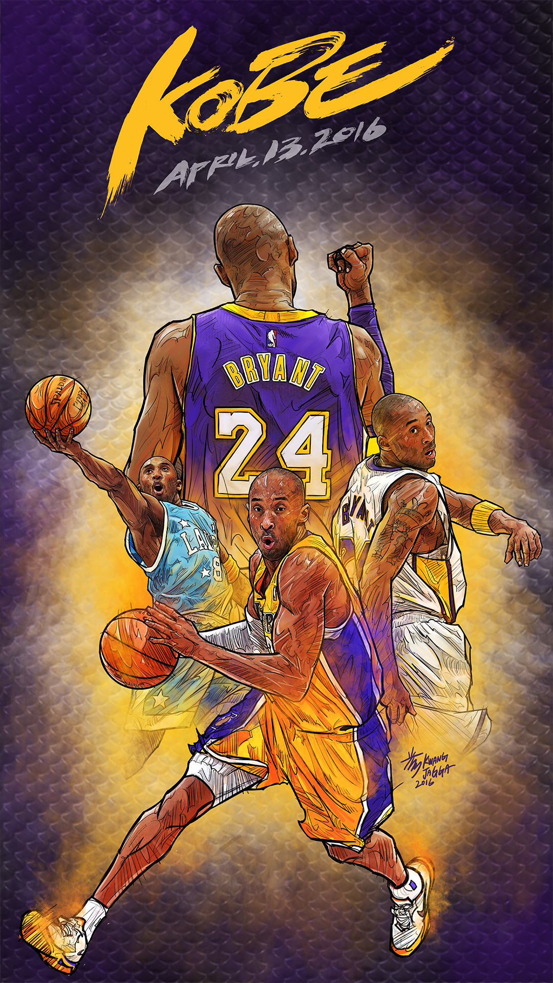 los angeles lakers wallpaper iphone 6
