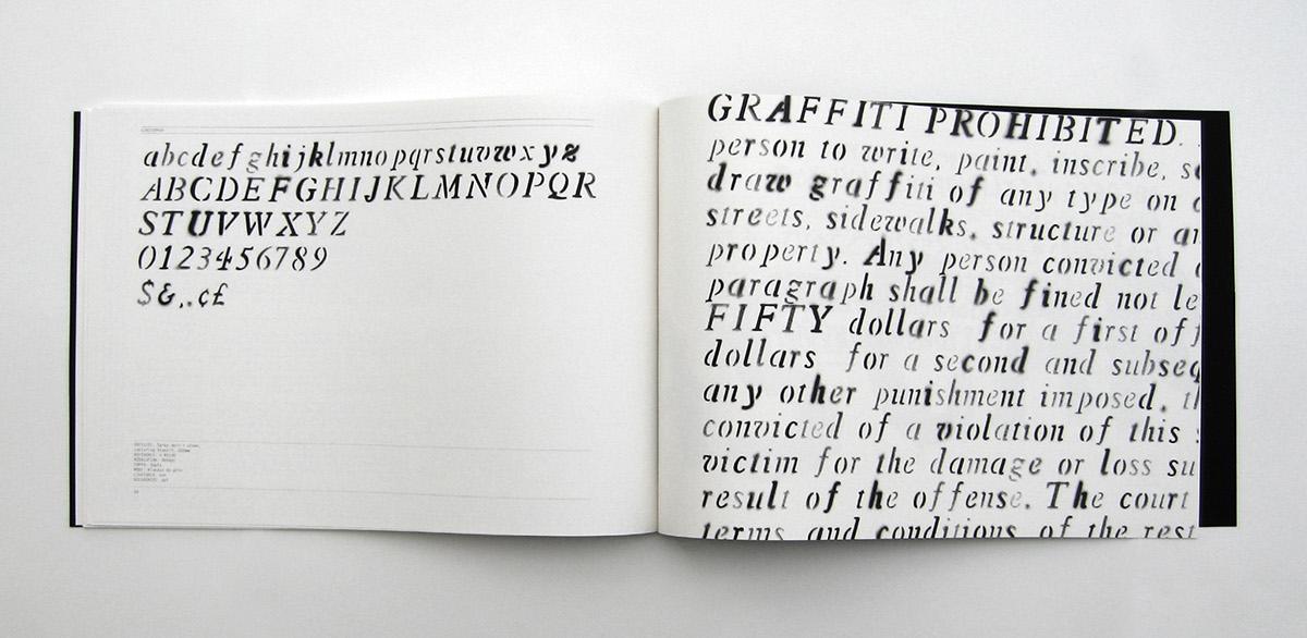 Fontself lettering software DIY handwriting