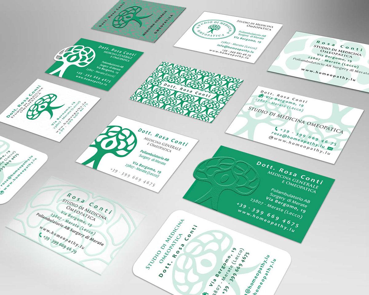 logo brand buisness cards natural medicine homeopathy Nature human life mock up stationary doctor identity natural holistic bio