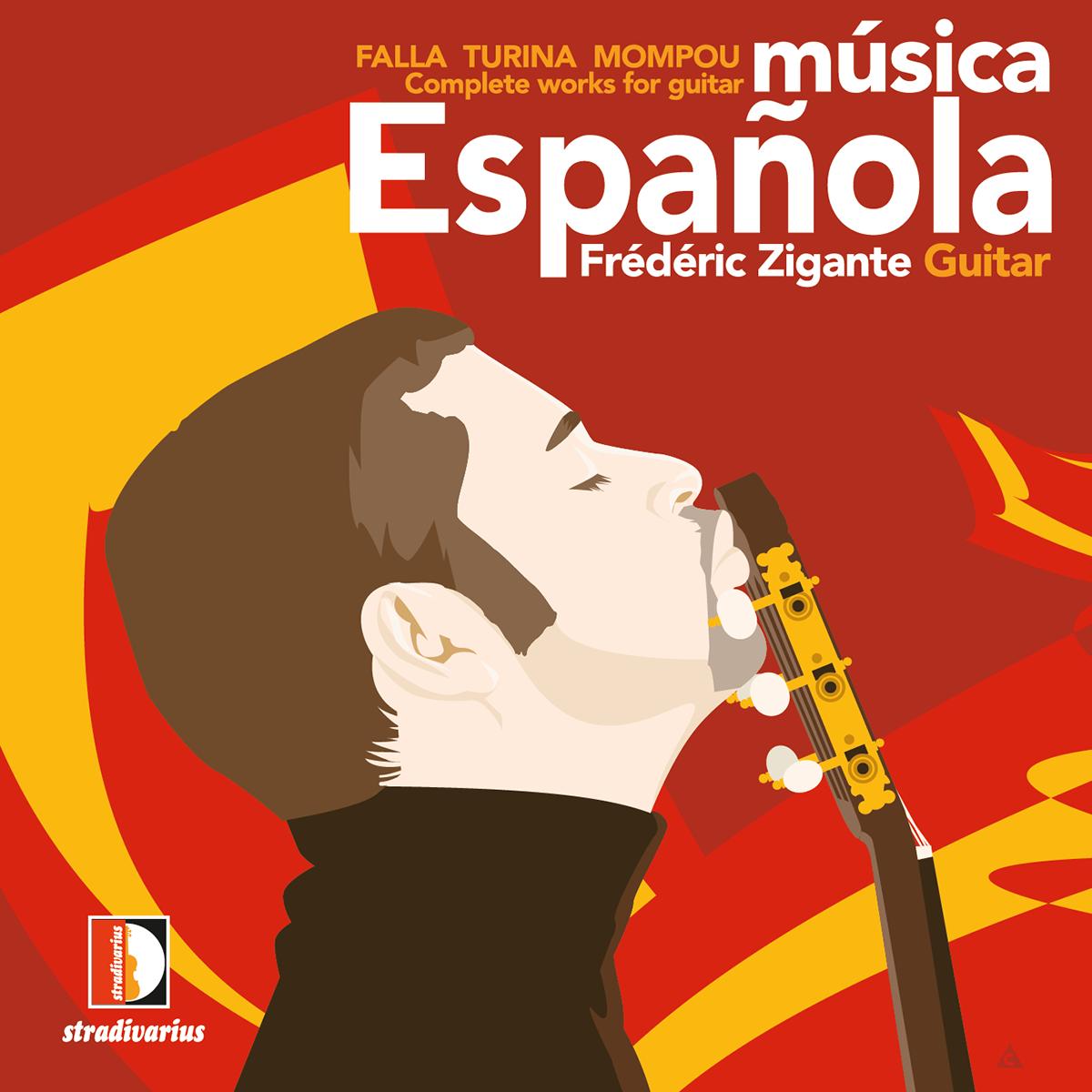 CD cover flat Illustrator music Vectorial vettoriale