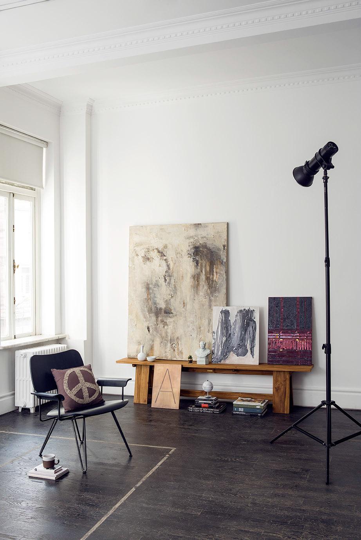 furniture art escultura Interior light retouch still life