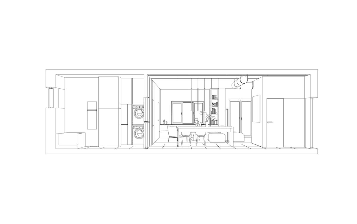 architecture,interior design ,Interior,minsk,belarus,kotra architects,Minimalism,design