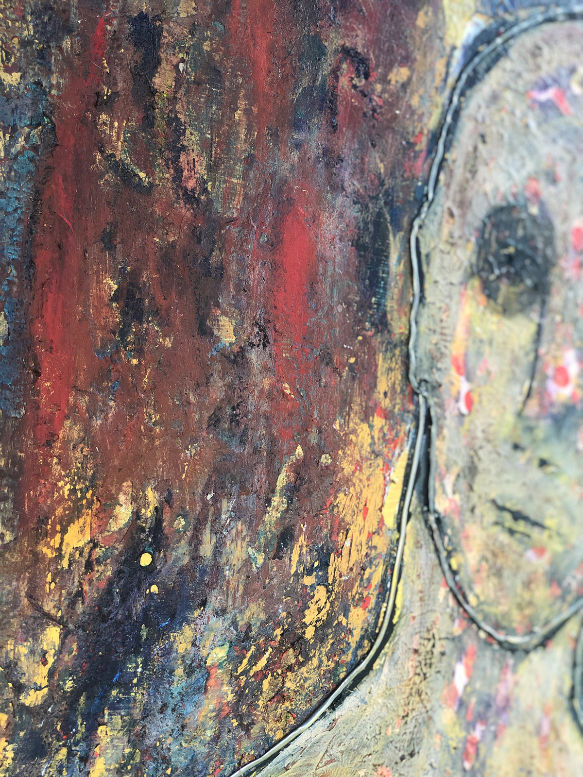 Image may contain: abstract, drawing and art