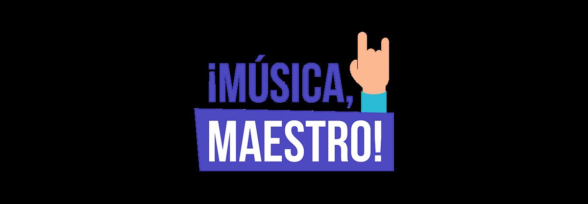 music,kids,Character,ILLUSTRATION ,musician,guitar,bass,drums,uruguay,game