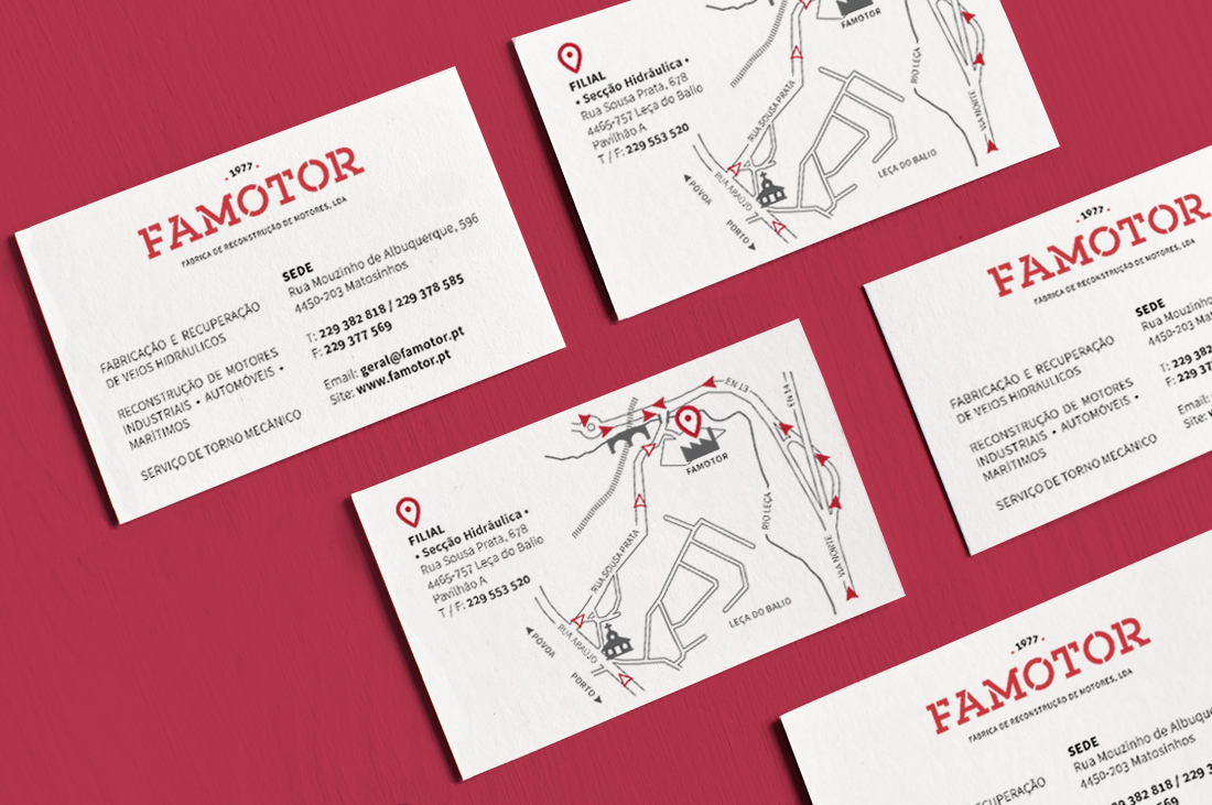 red,corporate,company,Motor,product,logo,Stationery,industrial,porto