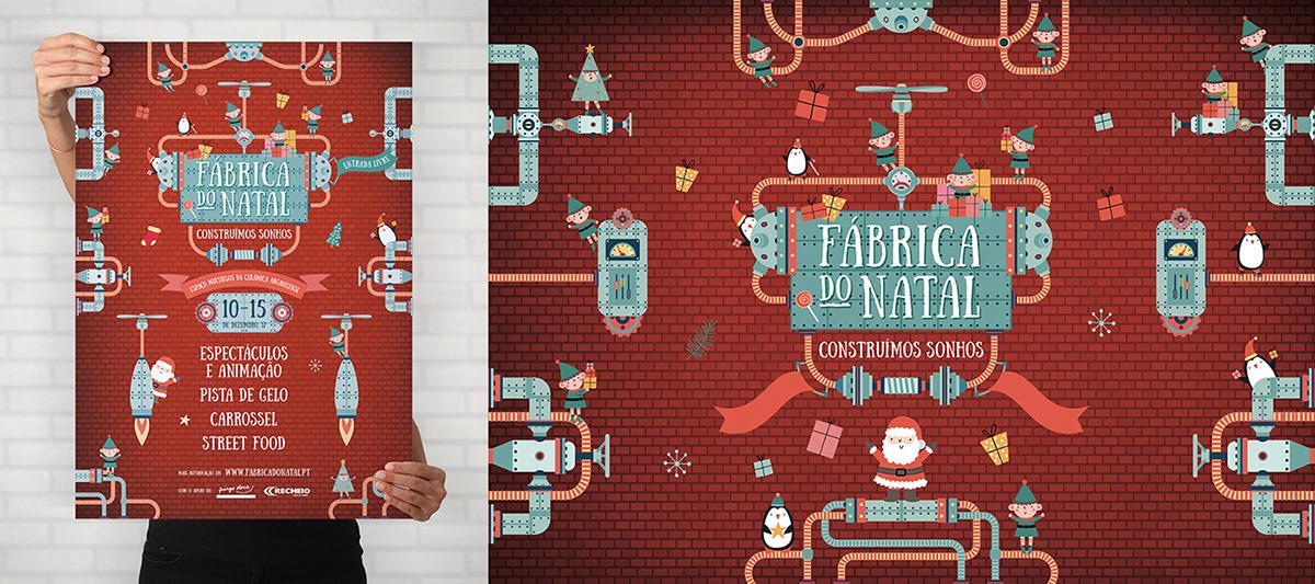 Event Design identity ilustration