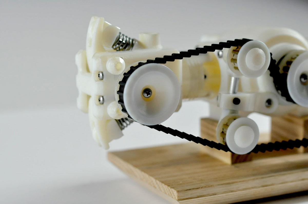 3D Print Engine on Behance