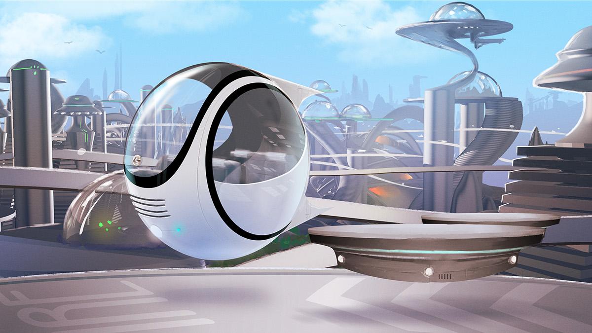 concept art future