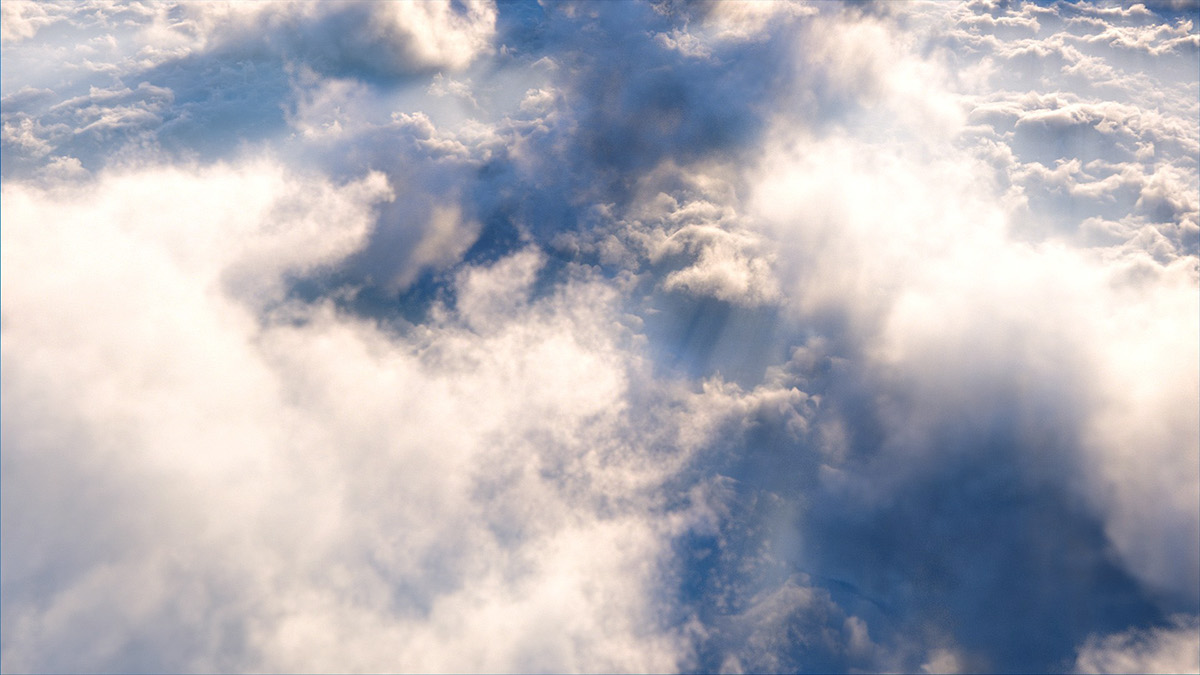 Houdini Cloud on Behance