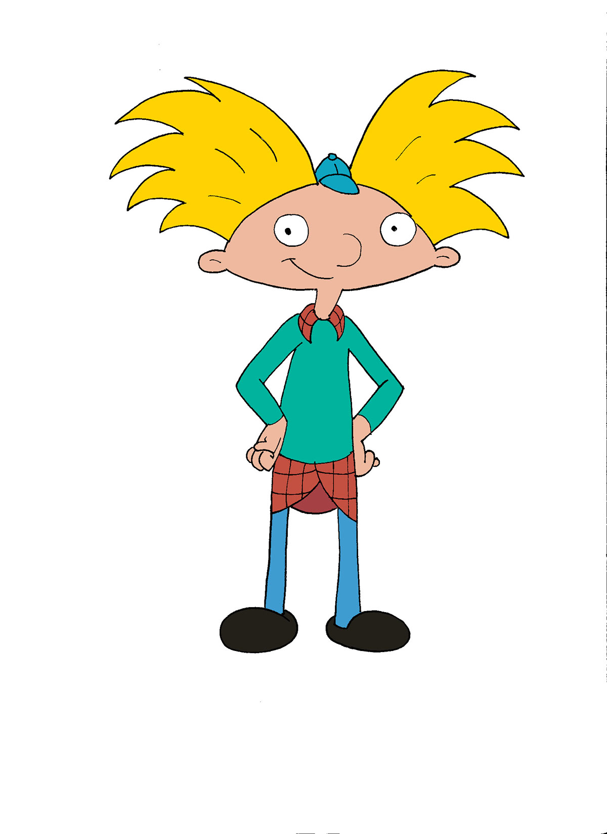 hey arnold characters - HD1200×1650