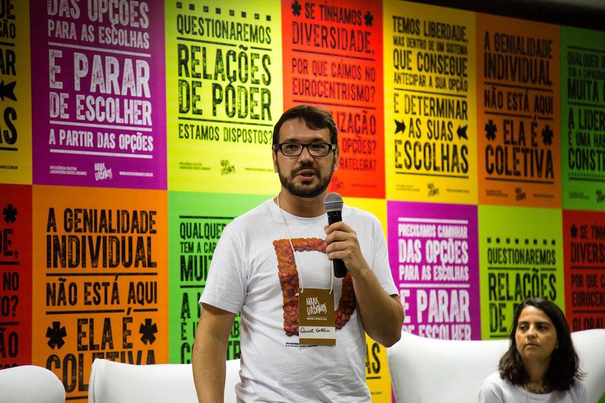 novos urbanos poster colors pink Food  Health Social Innovation Inovação Social alimentação saúde Alimentação Saudável korá design brand strategy