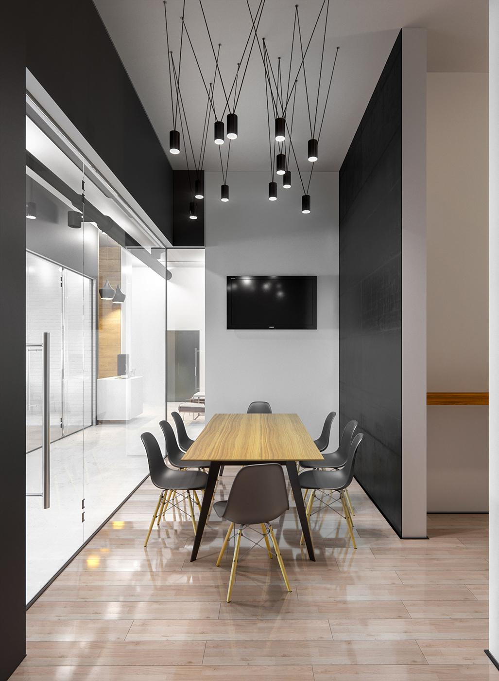 Concept Office design on Behance