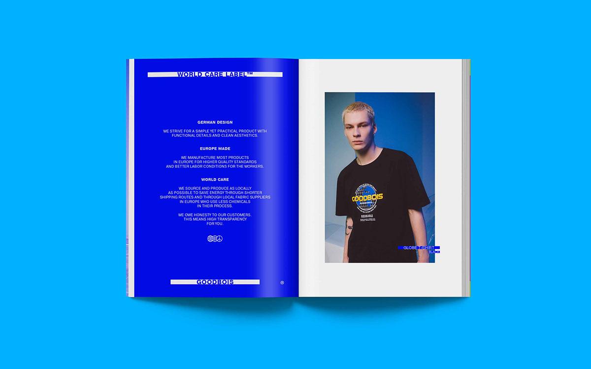 Lookbook Fashion  brochure editorial design  Photography  abstract logo typography   futuristic ILLUSTRATION