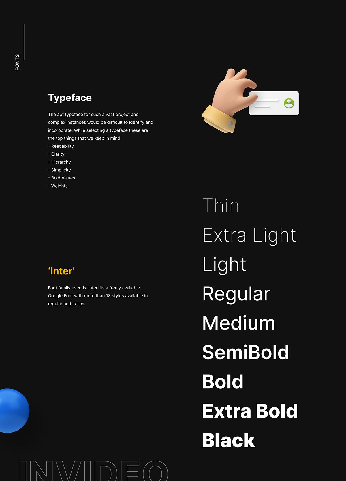 InVideo Fonts