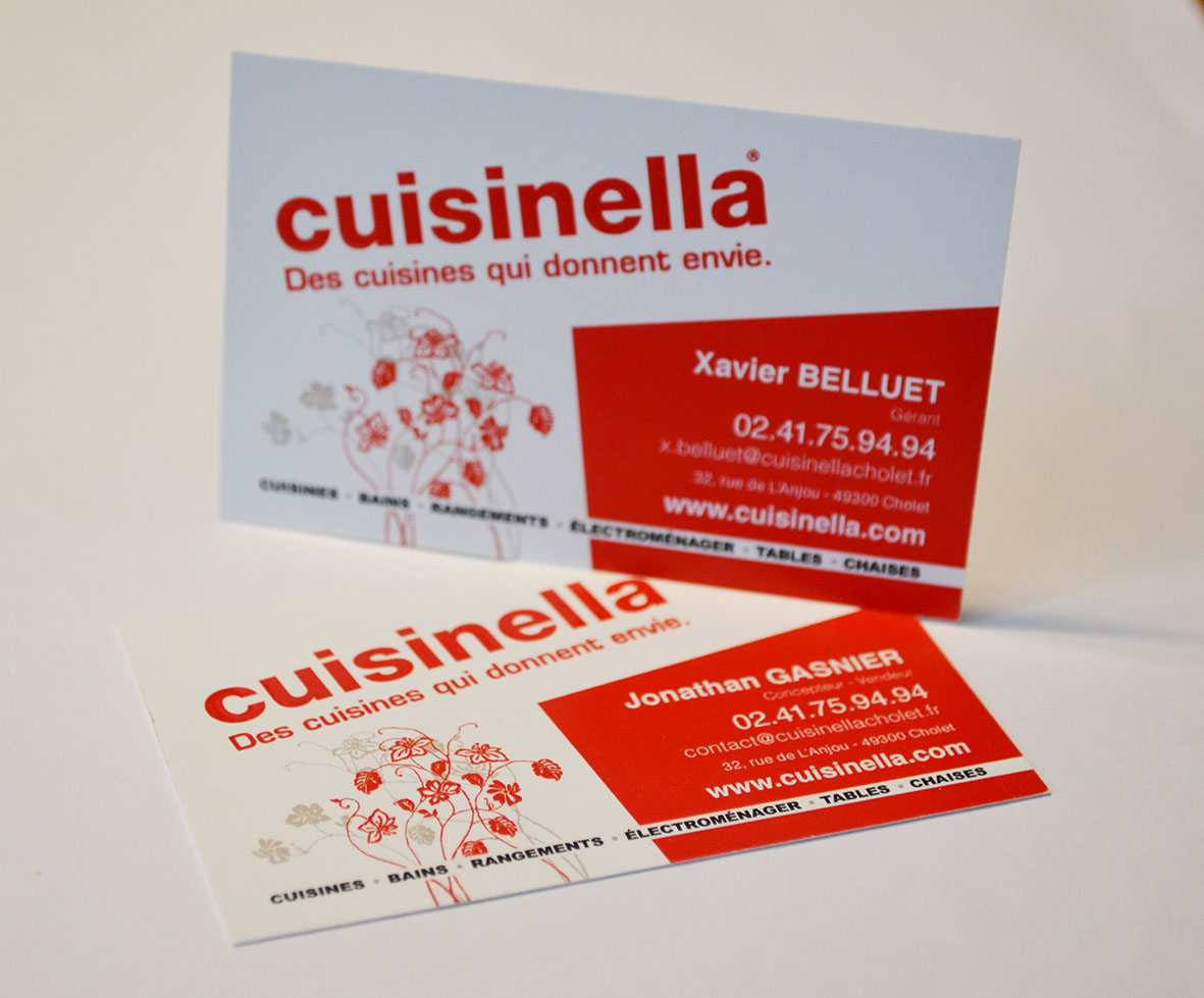 Carte De Visite Cuisinella