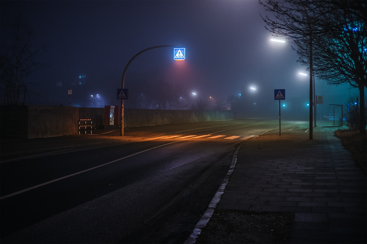 fog,night,lowlight,Photography