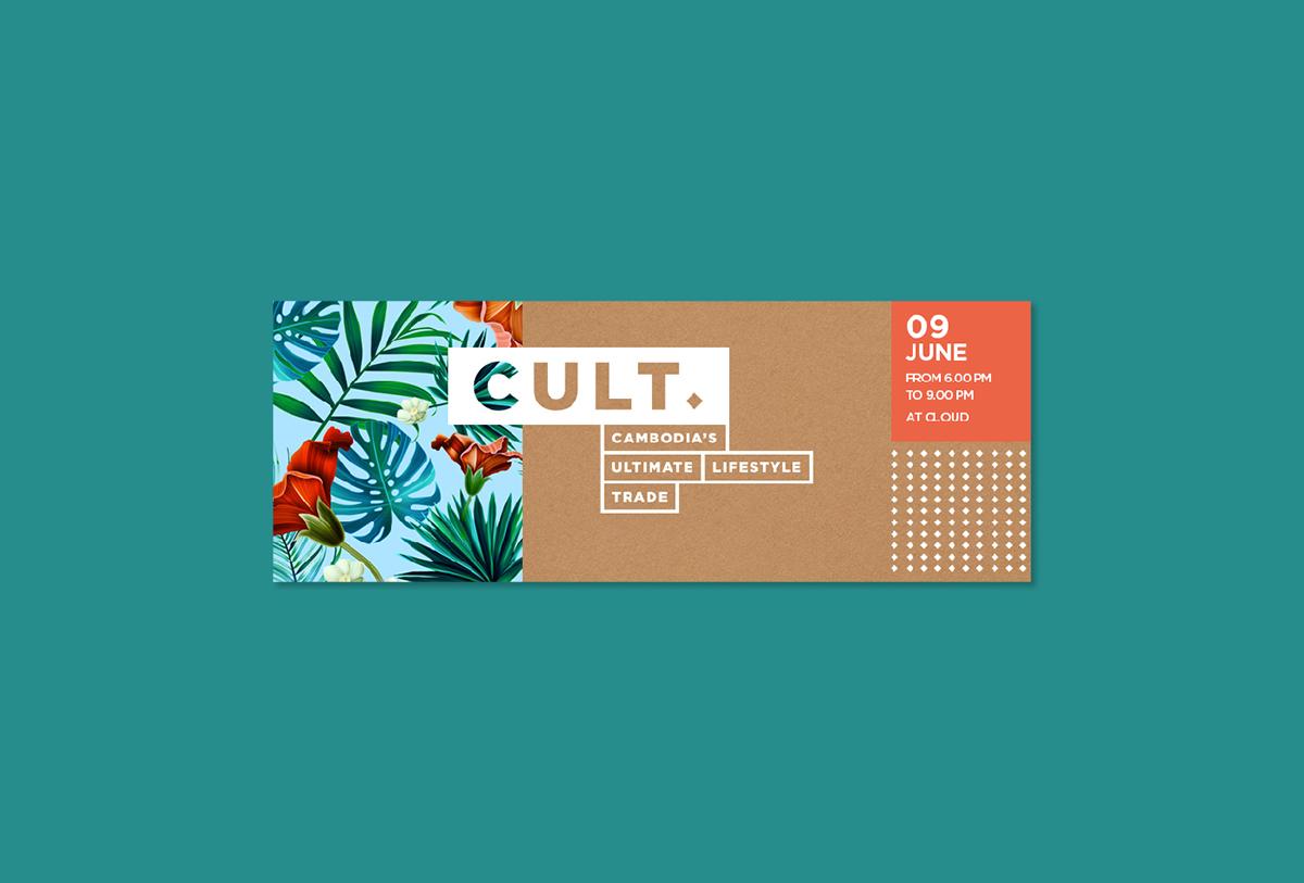 CULT. on Behance