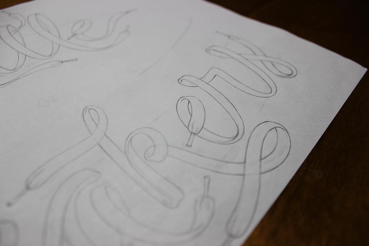 puma lettering letters type hip-hop