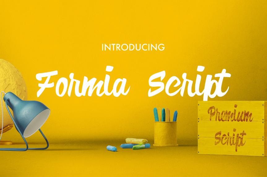 Free font Free script formia script Free Script Font free logo font freebie simple font quotes font Script Creative market font formia feminine font free