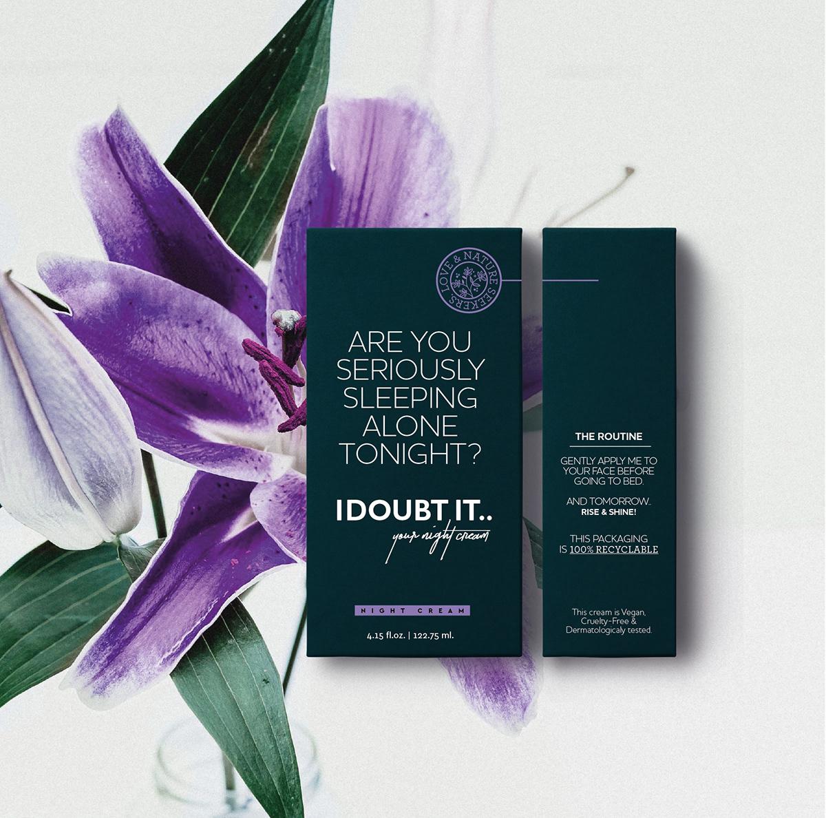 Nature cosmetics creams beauty Packaging natural skin care design ILLUSTRATION  branding  hamburg christina dumont