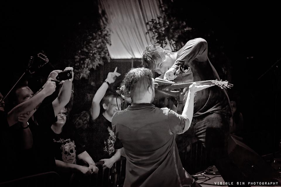concert live portrait rock