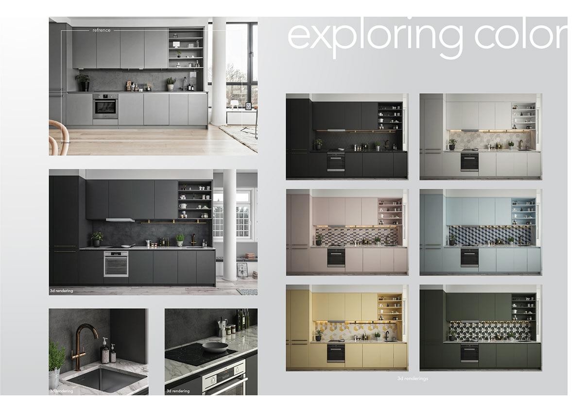 Interior Design Portfolio 2019 On Student Show