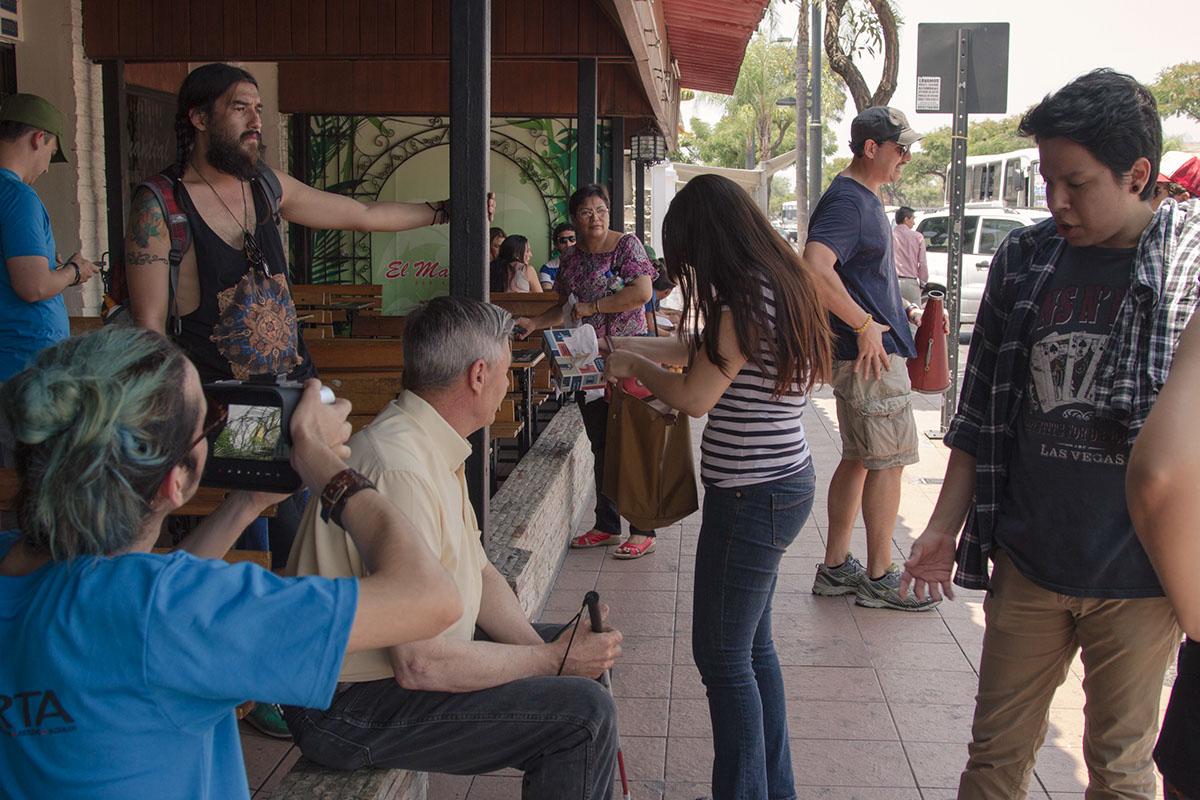 Maconha y banana Los Cortos de Urdesa   CDU Ecuador guayaquil shortfilm coin