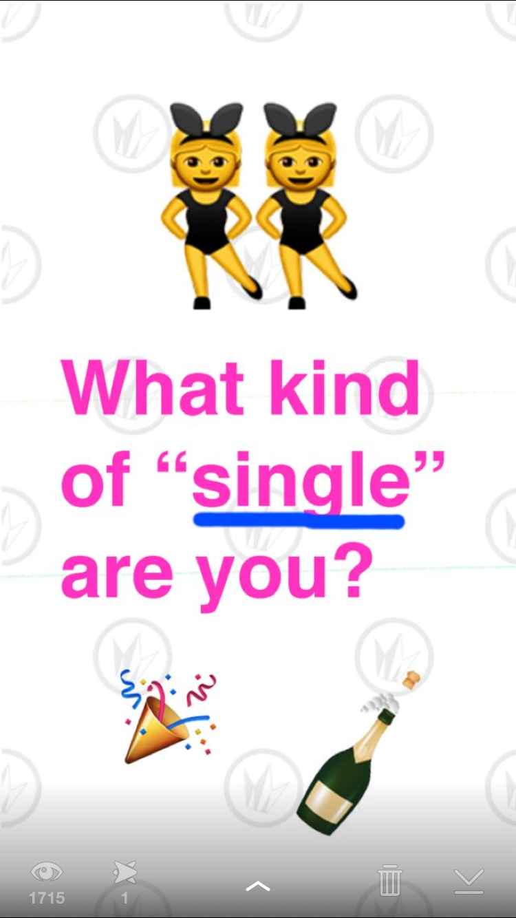 How to be single regal snapchat quiz on behance screenshots 242 ccuart Image collections