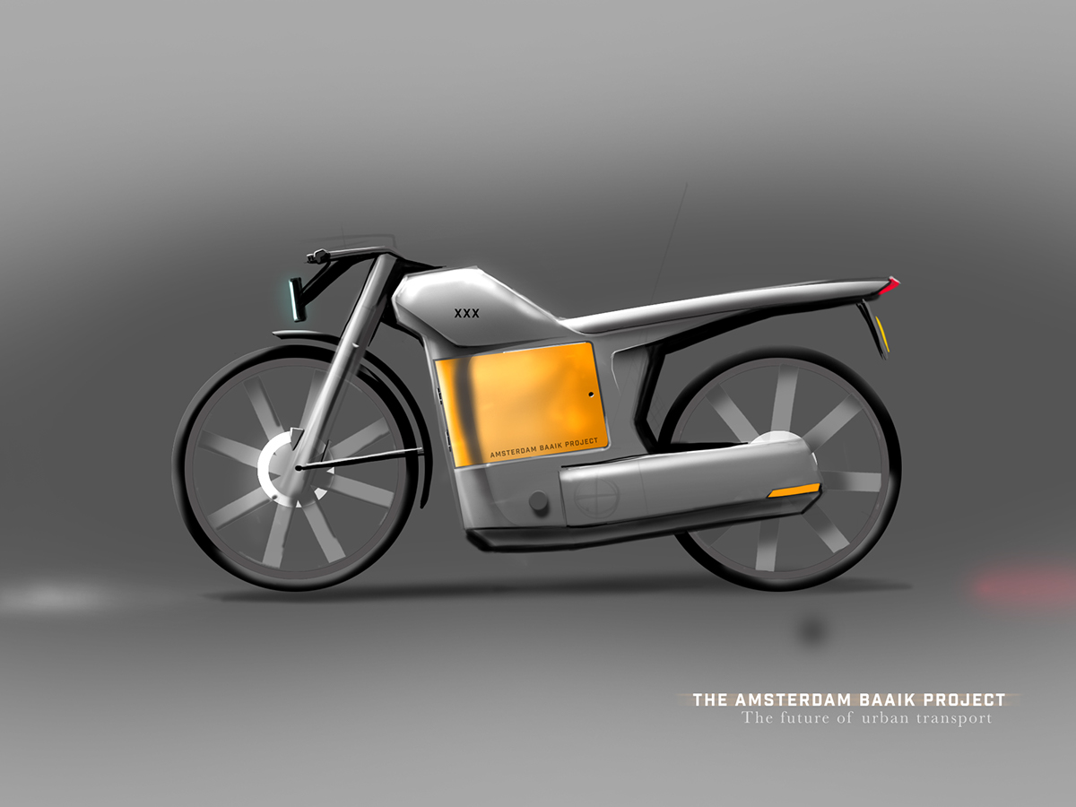E-MOPED PROJECT on Student Show
