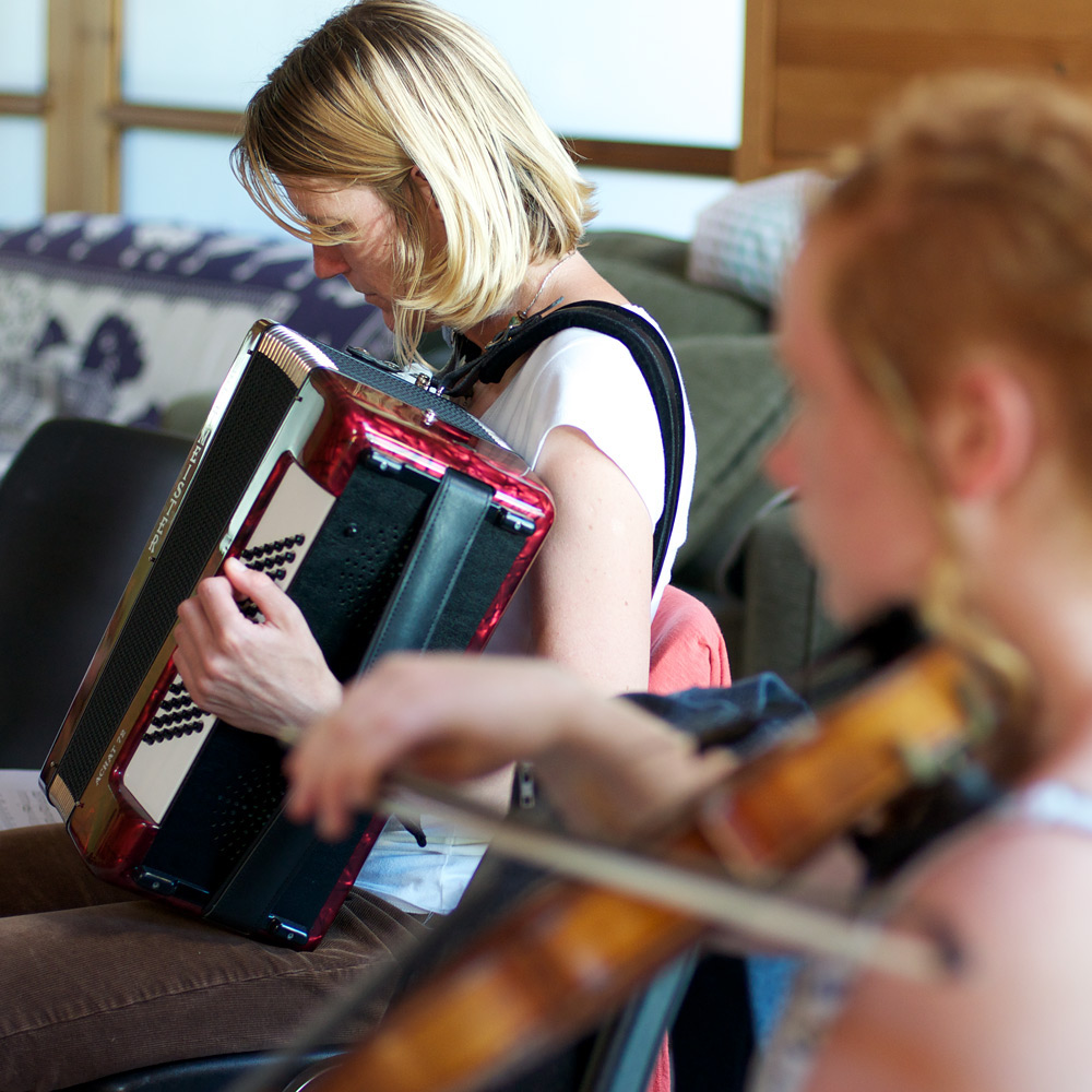 fiddle folk music