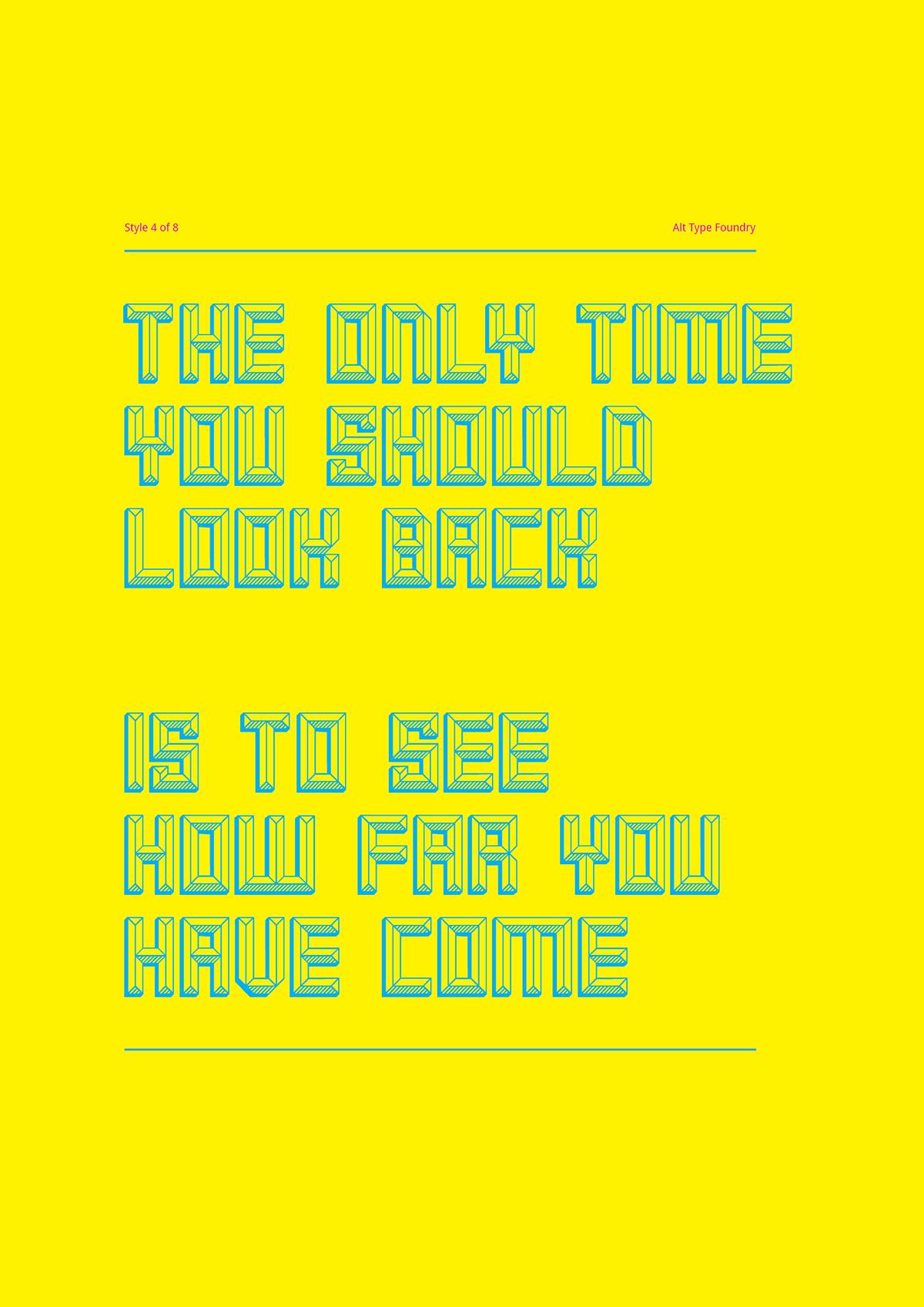 type design font Typeface free typographic Display decorative freebie typo andreas leonidou cyprus limassol type design Retro