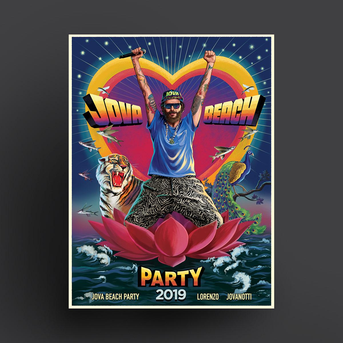 artwork Digital Artwork ILLUSTRATION  Indian Design Music Concert Poster portrait poster Poster Design poster illustration