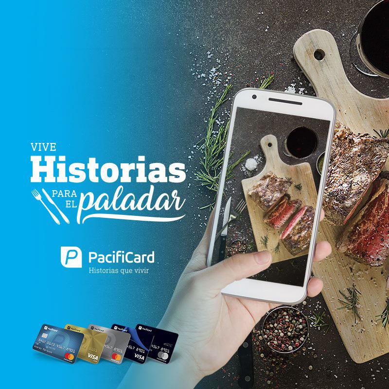 Advertising  Credit Cards foodie social meda tv