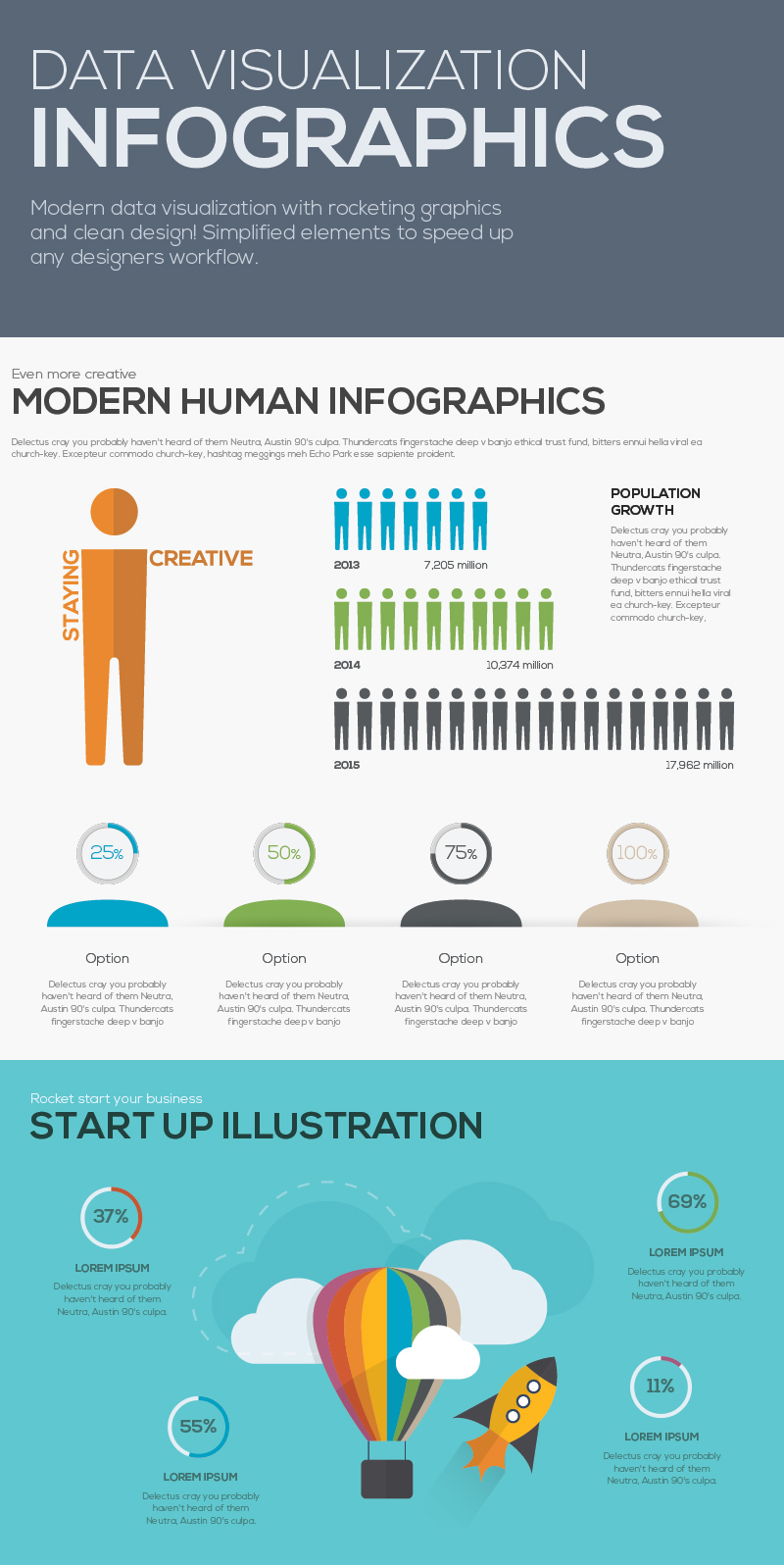 free infographic templates - 10 free infographic vector templates on behance