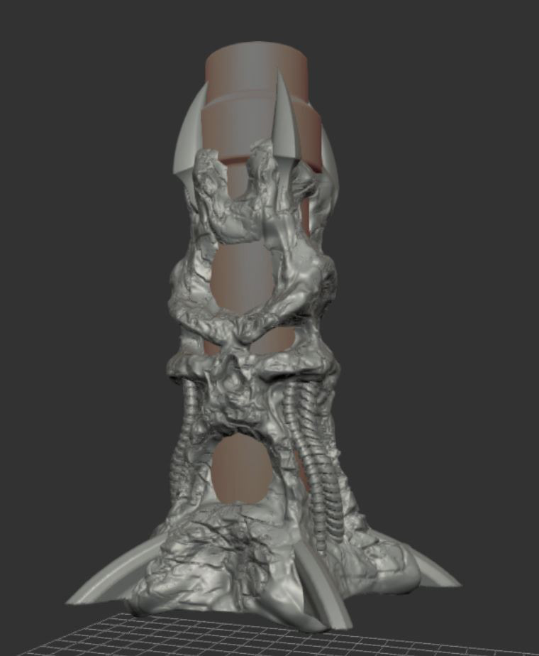 3dprinting productdesign Rhino3D Vaporesso