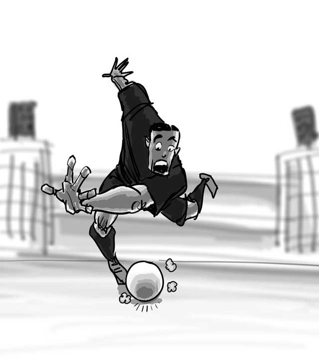 STORYBOARDS: SUPA STRIKAS On Behance