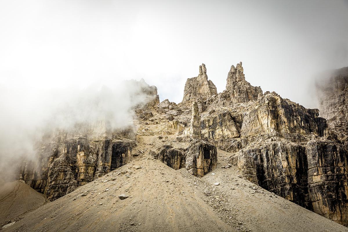 Adobe Portfolio Dolomiti Alta Badia dolomiten Klettern mountains alps