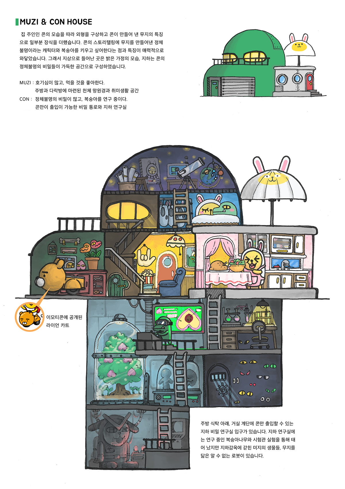 Wundervoll Conhouse Beste Wahl [ Muji & Con E ] Design