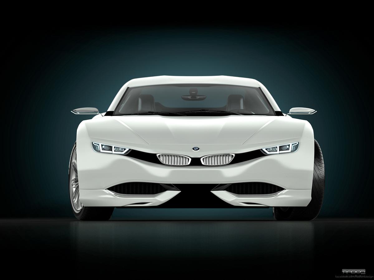 Radion Concept BMW M9 on Behance