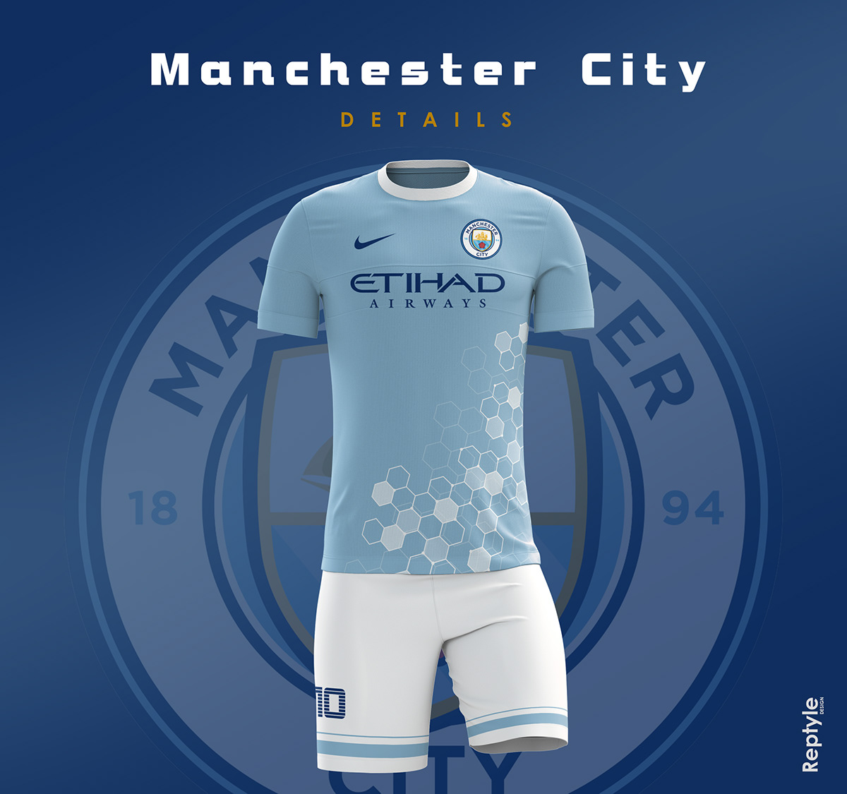 Manchester City soccer kit concept. Maurizio Moretti •. Follow Following  Unfollow. Save to Collection f72f1d01f