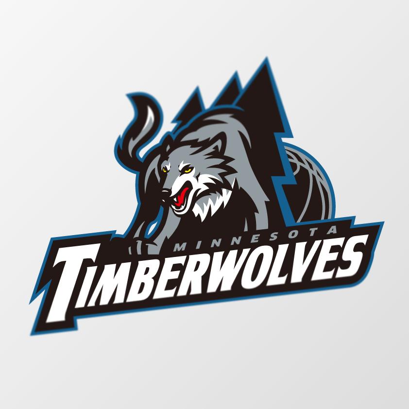 Minnesota Timberwolves Logo Concept On Behance