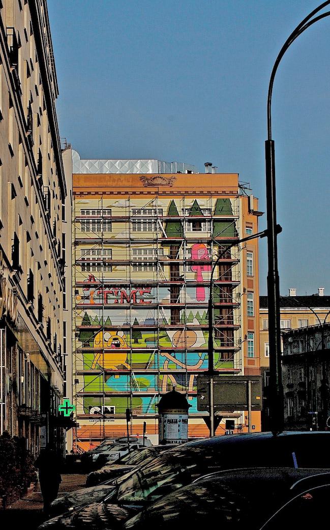 poland warsaw Street Art  Rynek Starego Miasta architecture Nowy Świat  Muzeum Fryderyka Chopina