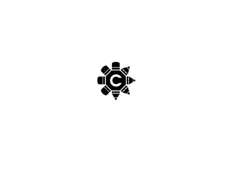 Logo Design monogram emblem mark iconic mark logo wordmark