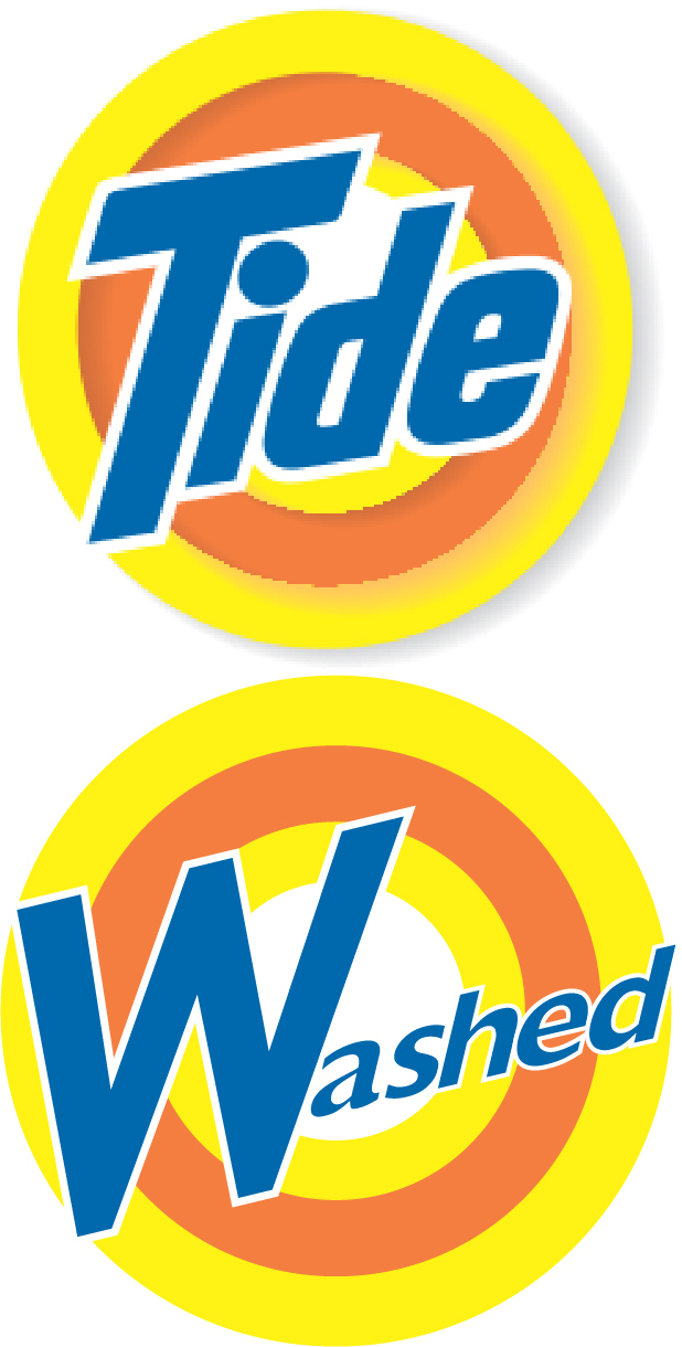 Tide Detergent - Logo Rework on Behance
