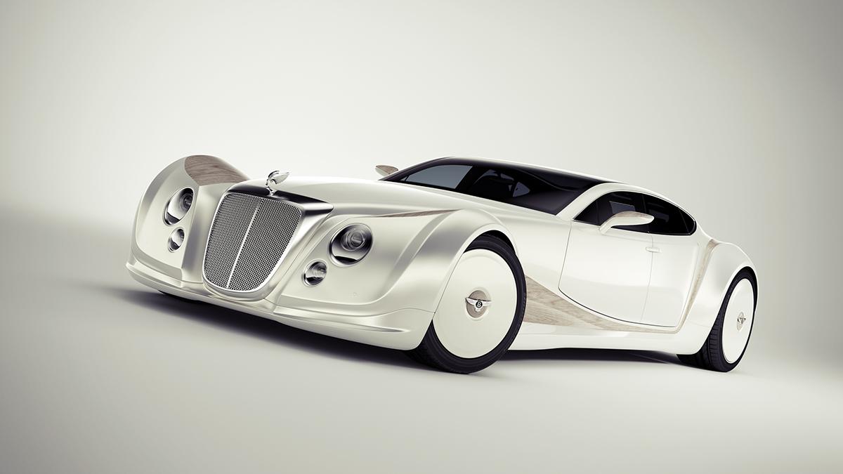 Bentley Luxury Concept On Behance
