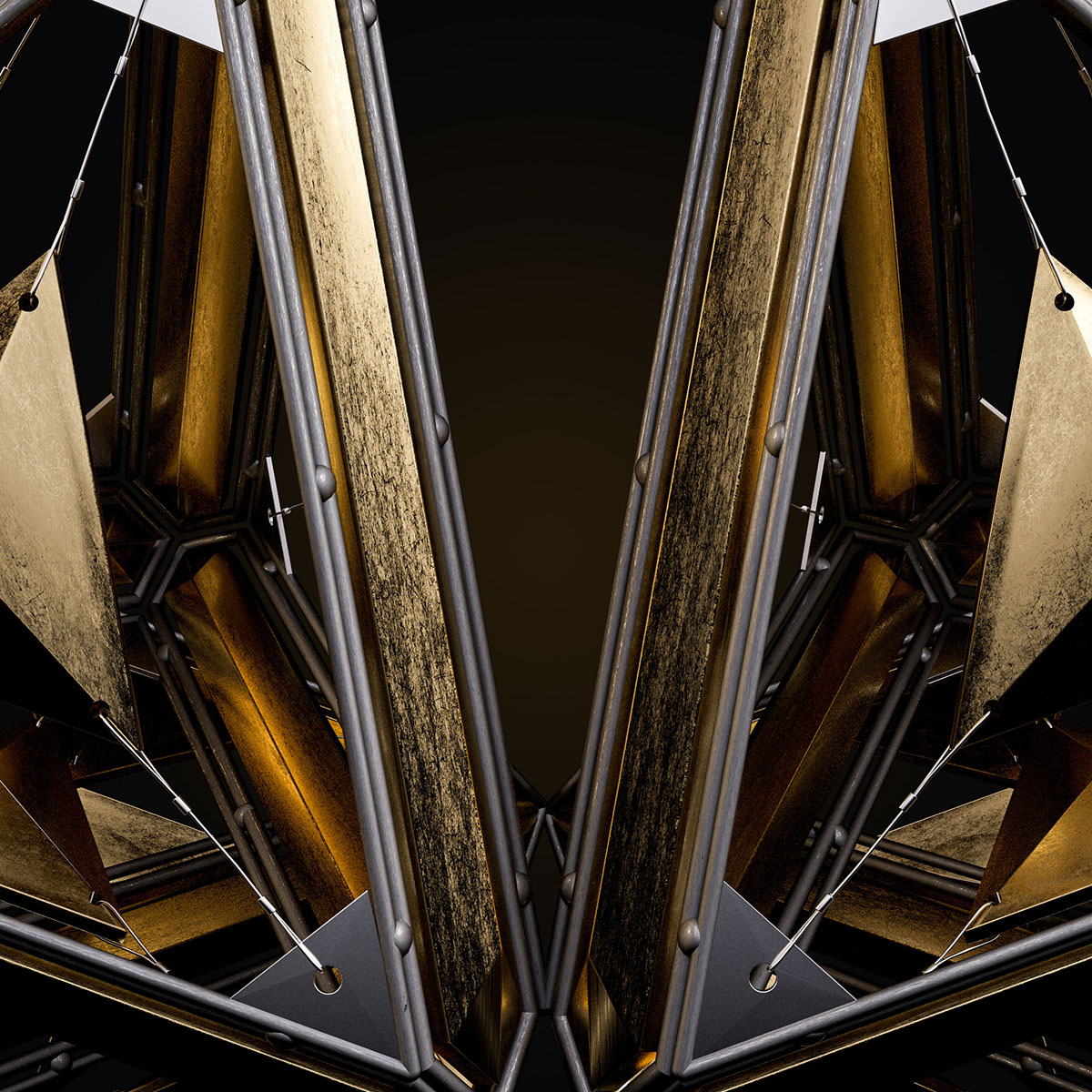 rendering CGI cinema4d corona renderer 3D post-production modeling Swarovski