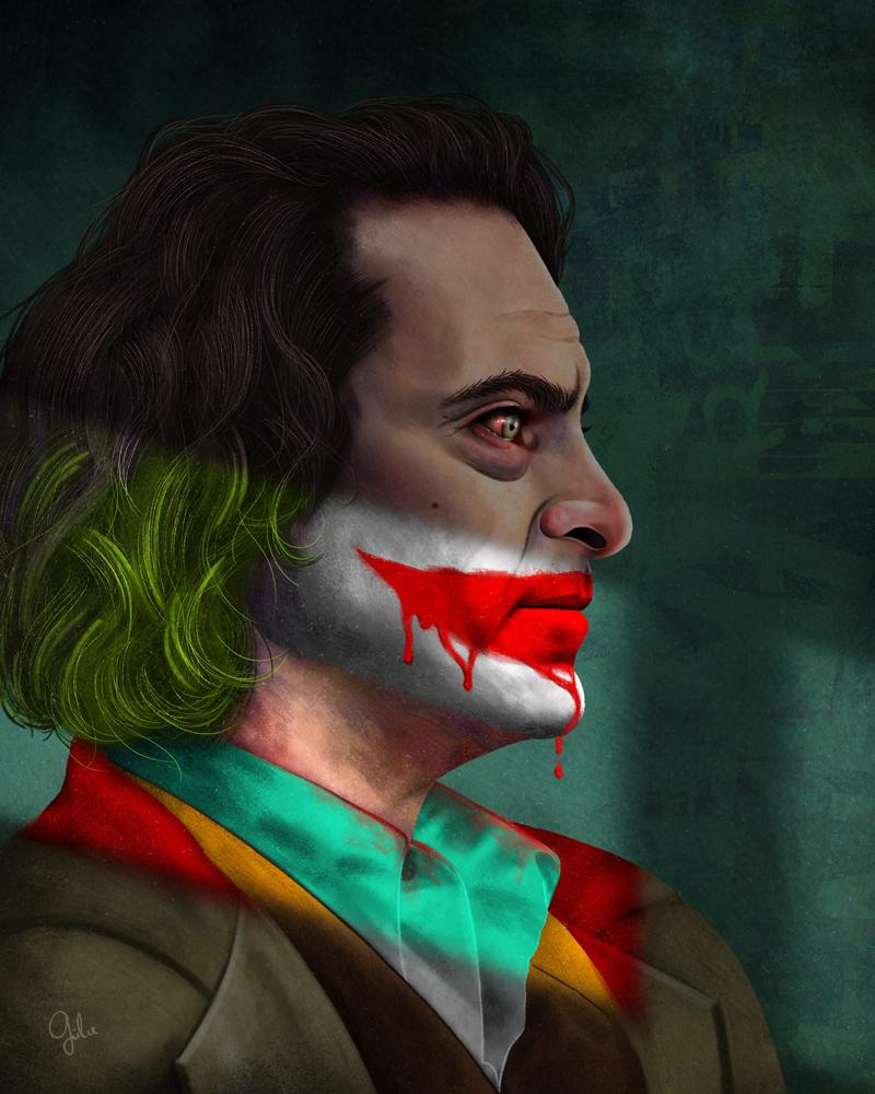 Joker 2019 On Behance