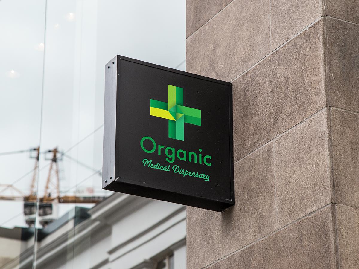 Organic Medical Dispensary on Behance